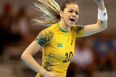 Jéssica Quintino, ponta do Brasil (Foto: Cinara Piccolo/Photo&Grafia)